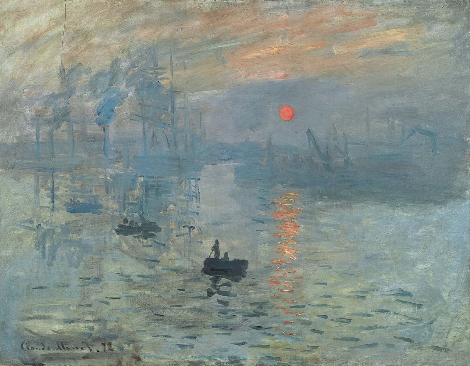 TPS Exhibition on Screen Claude Monet