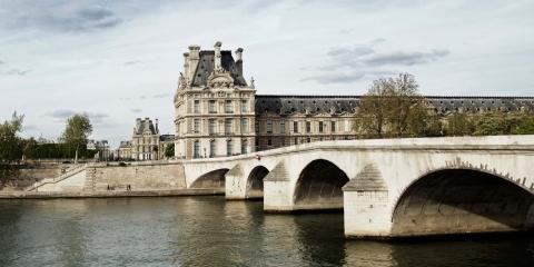 TP About Paris Louvre